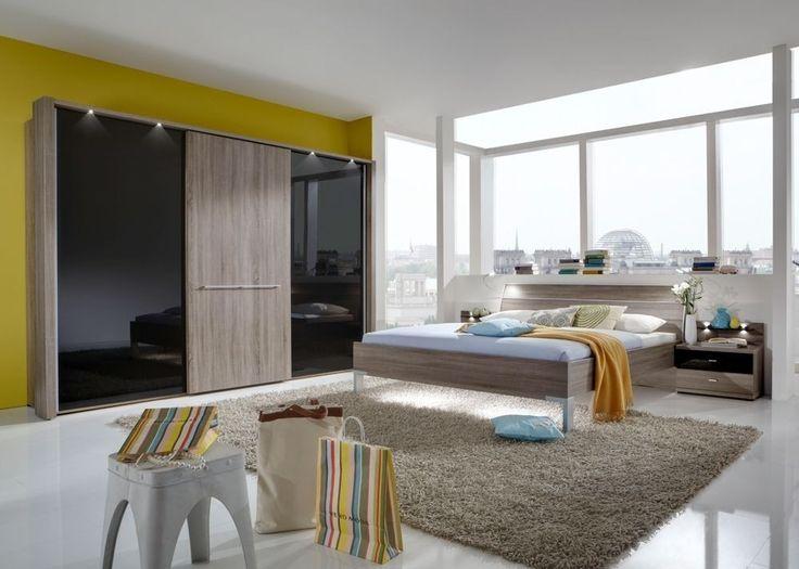 Schlafzimmer komplett Granada Weiß Sanremo 8370 Buy now at   - schlafzimmer komplett