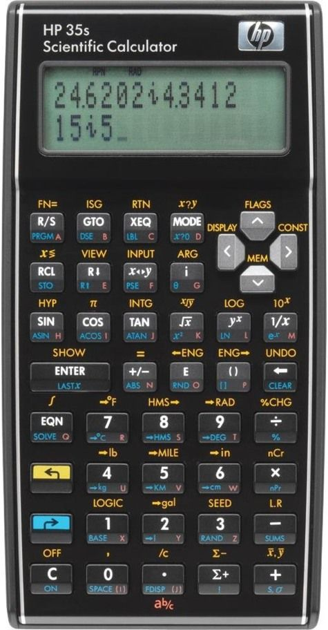 how to get calculator answer to scientific notation casio
