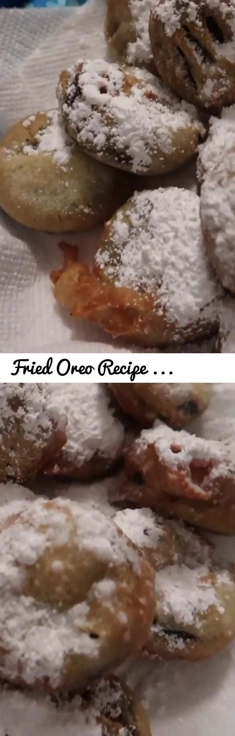 Fried Oreo Recipe 5 Minutes Oreo Dessert Recipe How To Make Fried Oreos From scratch... Tags: oreo recipe in 5 minutes, Fried Oreo Recipe In Hindi, oero recipe in 5 minutes, manishabharani, 5 minutes dessert recipes, manisha bharanirecipe in hindi, how to make 5 minutes recipe, oreo desserts recipeoreo from scratch, fried oreo, how to make oreo reciperecipes in 5 minutes, how to make fried oreos from scratch, oreofried oreos, how to, fried oreos with flour, deep fried snickers, how to make…