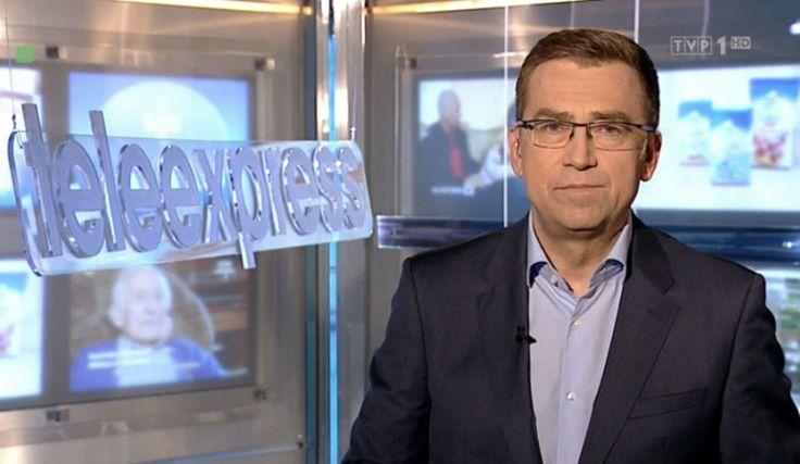 """Franek i jego wędrówki: Maciej Orłoś pożegnał się z widzami """"Teleexpressu""""..."""