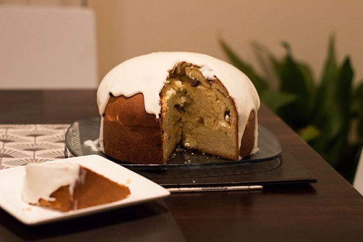 Kulich (Sweet Easter Bread)
