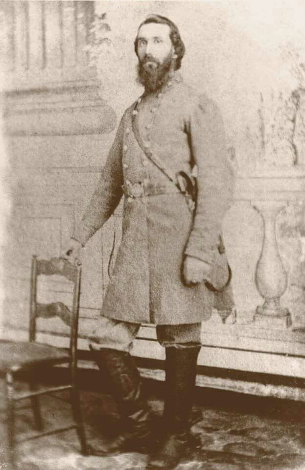 Peter Alexander Selkirk McGlashan, immigrated to the US in 1848, from his native Scotland, and served the State of Georgia during the War of Southern Independence.
