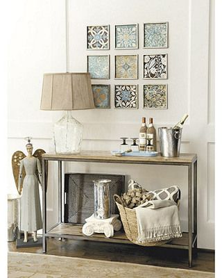 durham console table