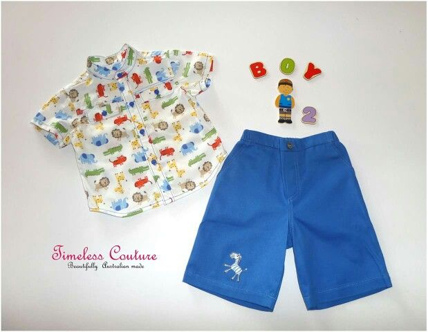 URBAN BOY Designed for  our  cheeky  and playful boys Size 2 #timelesscouture