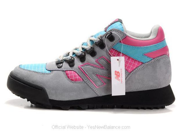 Discount Women's New Balance H710 - Blue / Grey / Pink Sneakers