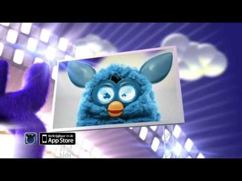 Commercial Furby Hasbro. Meer info: www.toysxl.nl/thema/furby