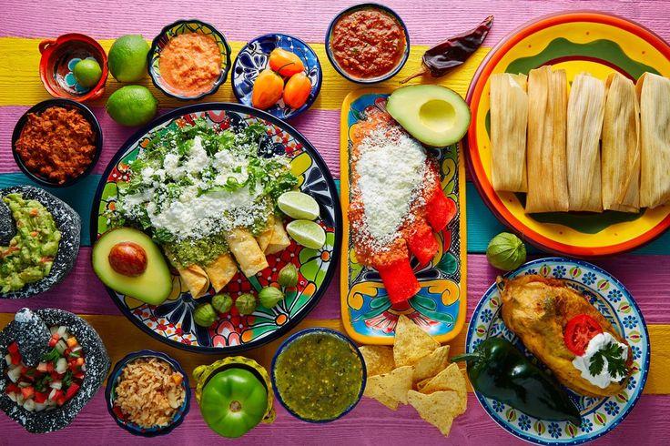 Platillos que debe probar un extranjero cuando visita México