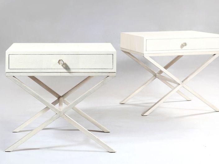 X Nightstand – ROBICARA – Luxury furniture.