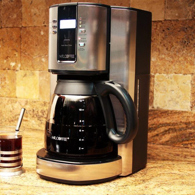how to clean sunbeam coffee maker