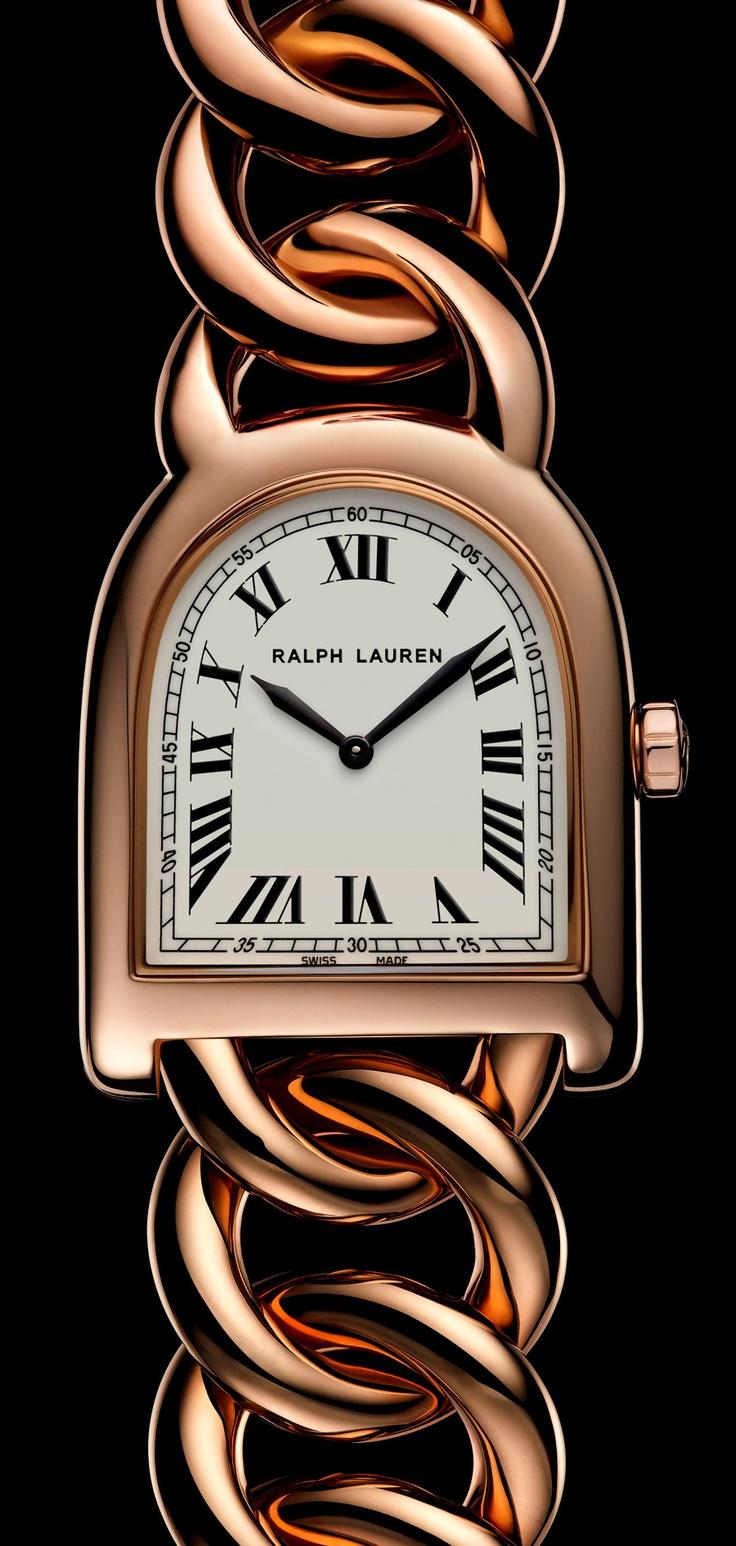 62 best Watches Jewelry images on Pinterest Ralph lauren Clocks