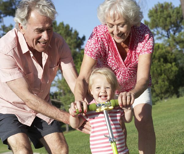From Oma and Opa to Nana and Papa, there's a wide variety of fun and unique names for grandma and grandpa that your kids will love!