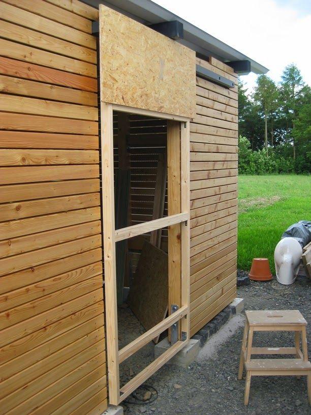 Marios Werkstatt Hausprojekt Carport Schuppen Teil 5 Gartenhaus Bauen Holzhaus Garten Holzhutte Garten