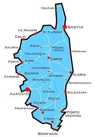 informaçoes sobre transporte entre frança e corsega e italia Dicas Práticas de Francês para Brasileiros: Bonifácio, Córsega