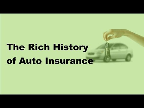 2017 Car Insurance Tips Rich History Of Auto Insurance