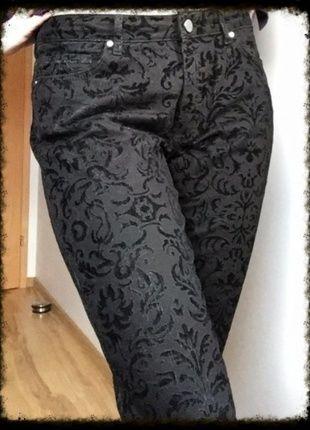 Kup mój przedmiot na #vintedpl http://www.vinted.pl/damska-odziez/rurki/11647793-czarne-spodnie-zalando-38