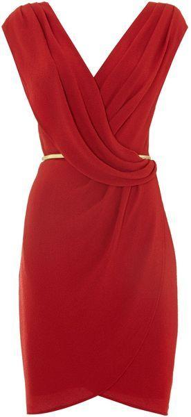 Untold Dress Wrap Over - Lyst