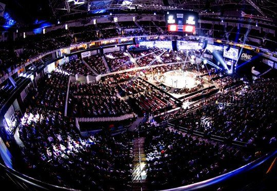 Say Farewell To 2015 With Five Esl Events To Look Forward To In 2016 Eslgaming Staging In 2019 One Championship Sports Marketing Marketing Report