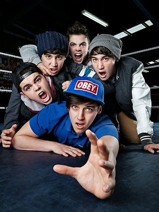 Of you don't know who they are you NEED to youtube them they are from Melbourne and do dares pranks and claim they aren't a boy and but really they are.