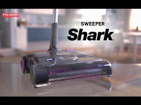 Vassoura Elétrica Sweeper Shark é na Polishop - Polishop