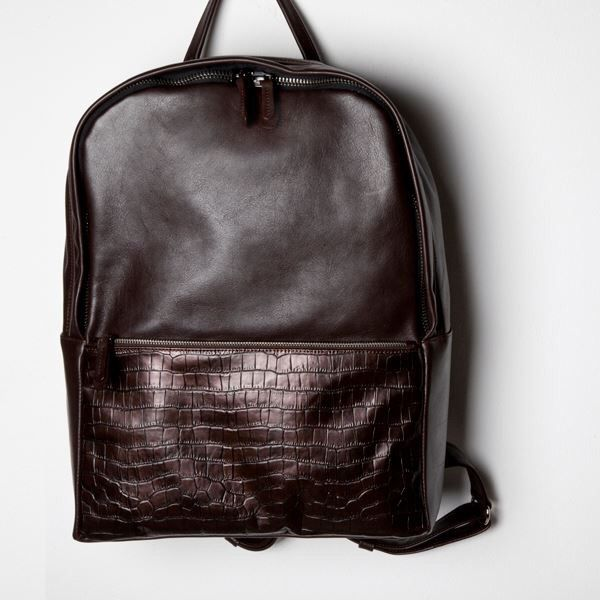 Backpack, #kaiman #brown #RoyalNotes #RoyalNotesDesign #notepad #luxury #notebook #bags #diary #design #fashion #bronze #leather