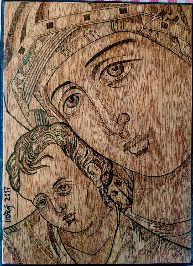 mother of god eleousa 2017b