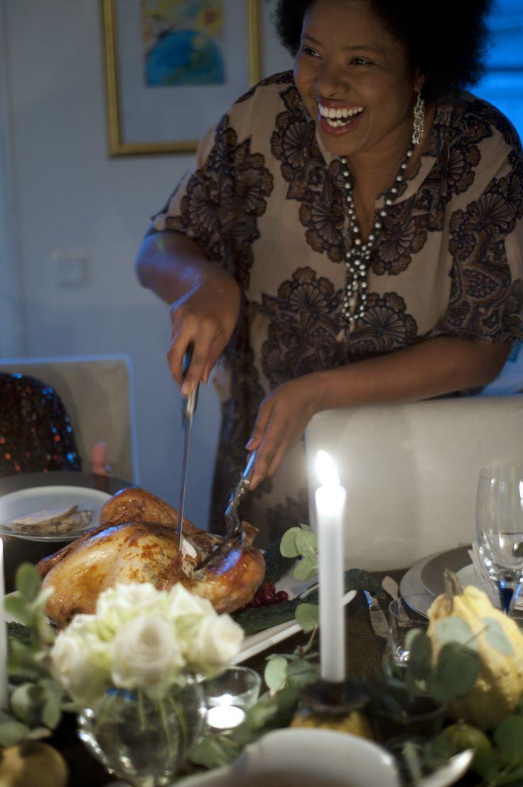 Succullent Herb Roasted Turkey by Emmanuella Sjögren