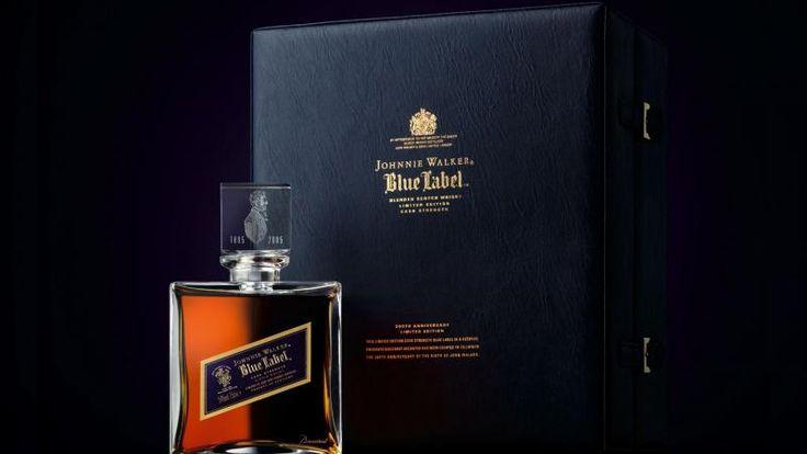 Whisky Johnnie Walker Blue Label Baccarat