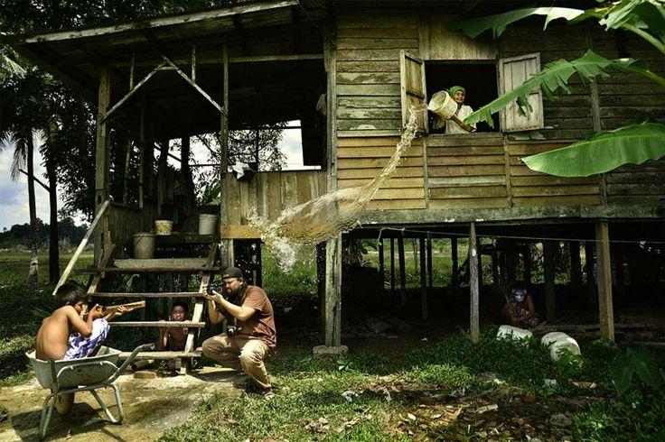 Imagen tomada en una aldea en Kuantan, Pahang. Malasia. Foto: Hairul Azizi Harun