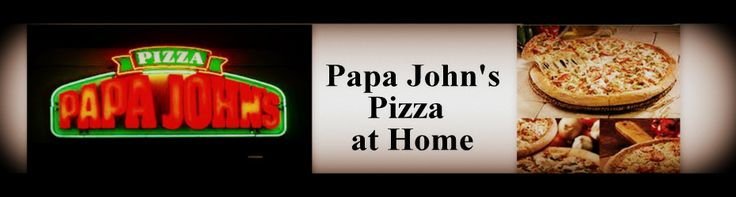 PIZZA SAUCE Papa Johns Copycat Recipe  Makes 1 Cup  1 (10-3/4 oz.) can tomato puree 1/4 cup water 1 tablespoon sugar 1 tablespoon olive oil 1/4 teaspoon lemon juice 1/4 teaspoonb salt 1/4 teaspoon oregano 1/8 teaspoon thyme 1/8 teaspoon basil 1/8 teaspoon garlic powder  Combine all ingredients in small saucepan over medium heat. Bring to a boil. Let simmer for 15-20 minutes.