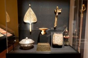 Royal artefacts from the Sultanate of Riau-Lingga