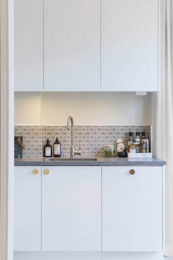1000 images about dise os de cocinas on pinterest - Pisos pequenos decoracion ...