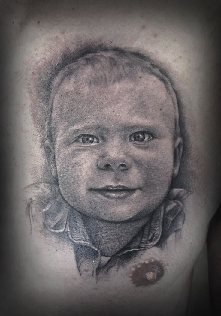 PORTRAIT TATTOO RETRAT RETRATO