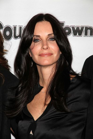 Courtney Cox's hair...