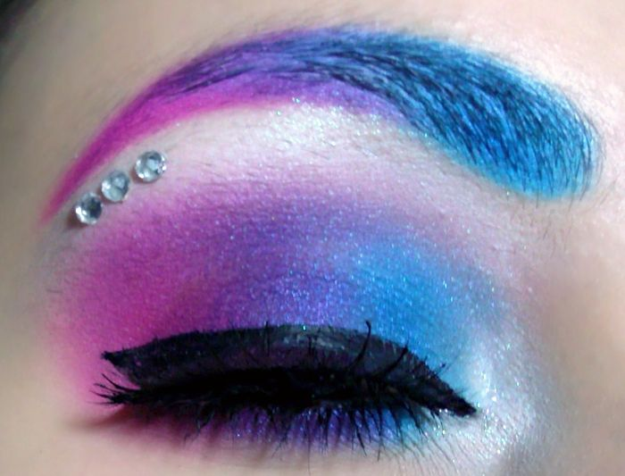 Scene Cat Eye Makeup | ... Scene Eye Makeup Scene Cat Eye Makeup Emo Scene Eye Makeup Scene Eye