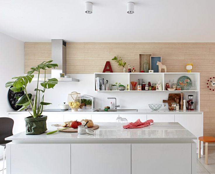 1000+ ideas about offene wohnküche on pinterest | living room, Hause ideen