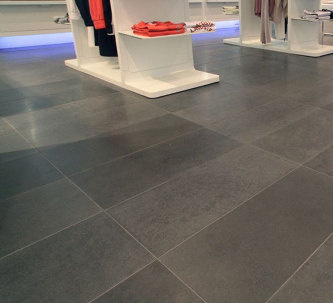floor tile basalt