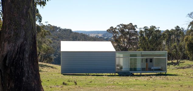Take a look inside this Monaro Plains paddock house which makes the most of its surroundings.
