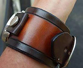 Leather Watch Bands | Watch Straps | Watch Cuffs Handmade