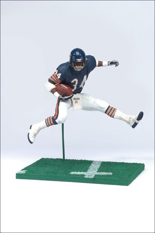McFarlane NFL Legends 2 Walter Payton Figure Bears | eBay