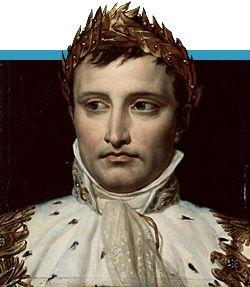 Napoleon was misschien maar een korte periode aan de macht (1799-1815) maar veroverde wel bijna het hele Europese continent en heeft een blijvende invloed nagelaten.