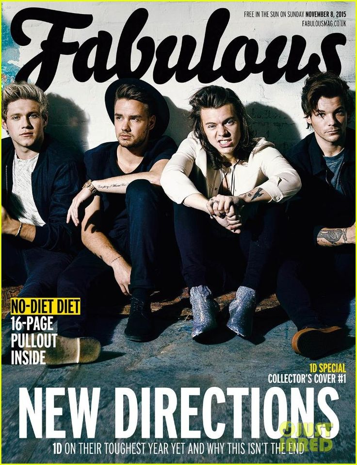 One Direction: 'History' Full Song & Lyrics - LISTEN NOW! | one direction fab mag covers new song history listen now 01 - Photo