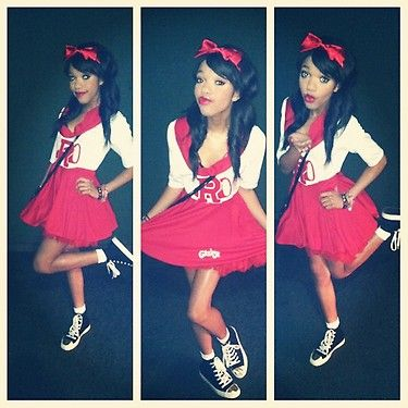 Teala Dunn On Shake It Up Episode