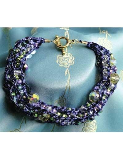 French Knitting Jewellery : Images about french knitting on pinterest yarns