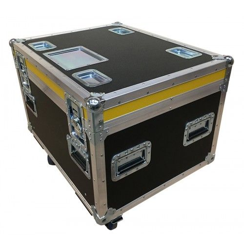Road Trunk for 2 way Chain Hoist CM Lodestar D8 500kg 2x per Case, Acr Chain Bag 25m Cap from Best Flight Cases