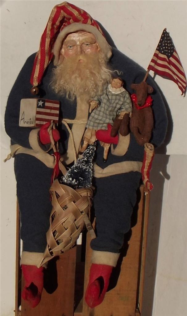 1000 Images About Old World Santas On Pinterest Folk