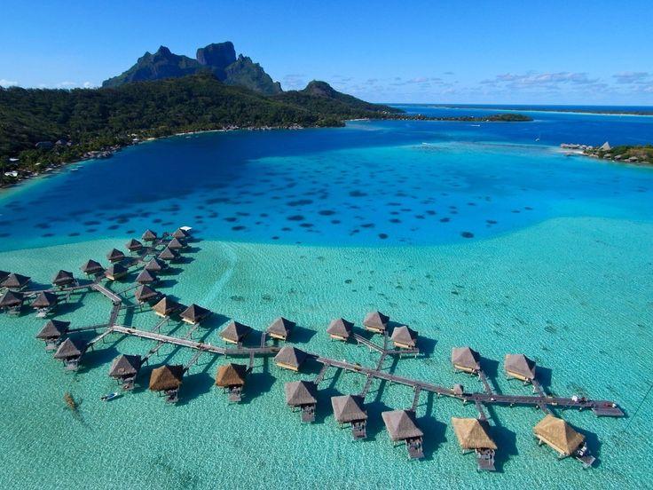 #lieberDschinni Ich wünsche mir eine Hochzeitsreise nach Bora Bora ins Paradies...