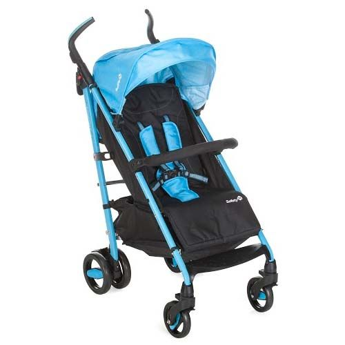 Carrinho de Passeio Umbrella Compa City II Pop Blue H1028 - Safety First