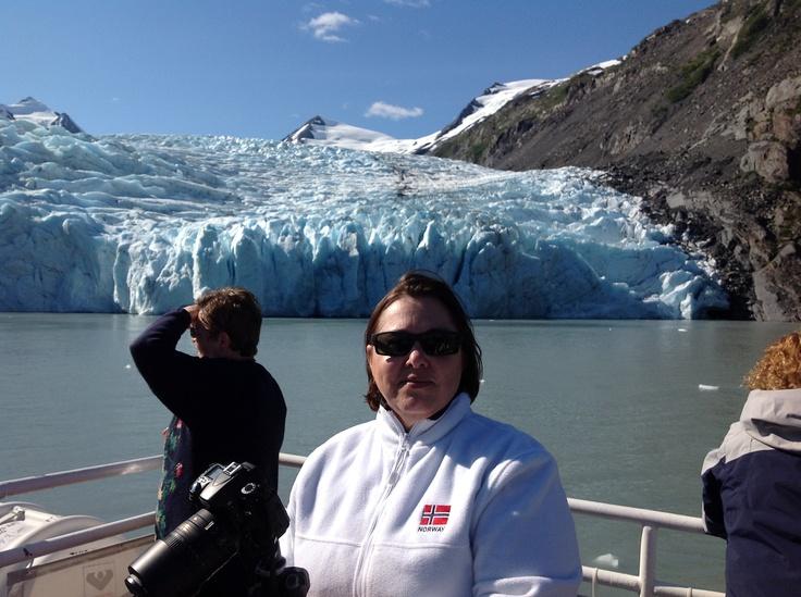 Geltjers in Alaska