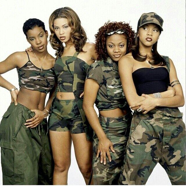 original Destiny's Child | CELEBRITIES | Pinterest
