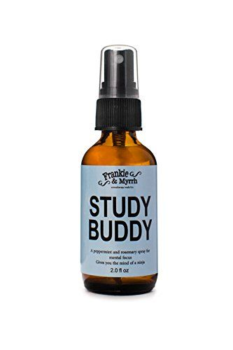 Study Buddy -- Have the Mind of a Ninja -- Energizing Aro...